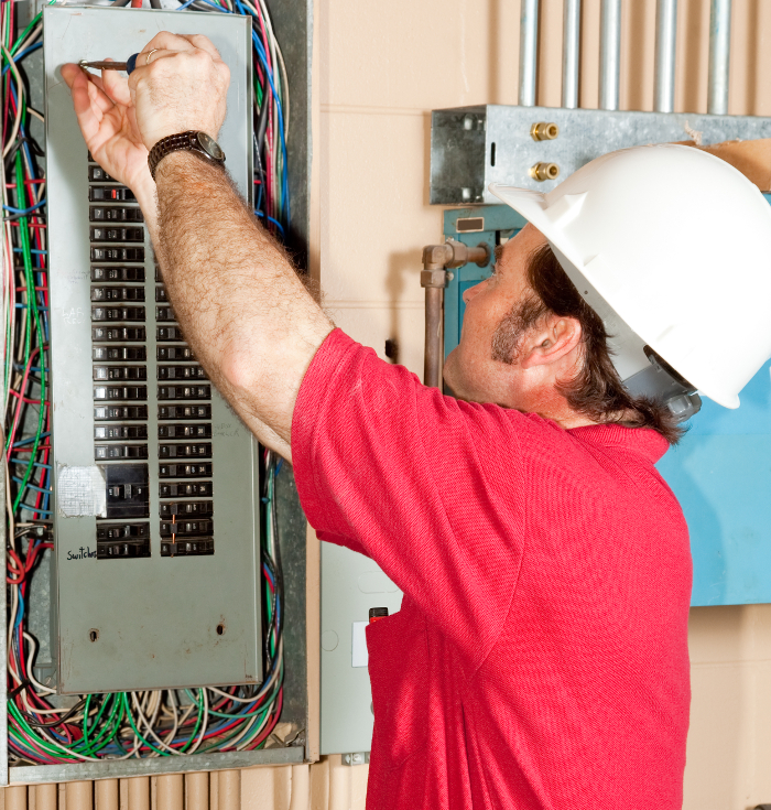 commercial electrician in Chattanooga